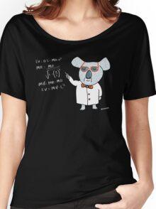 Koala Nerd Women's Relaxed Fit T-Shirt