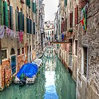 Venice Washing Line! by Leadinlines