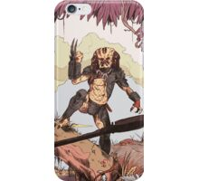 Predator- The face off iPhone Case/Skin
