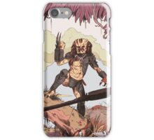 Predator- The face off iPhone Case/Skin