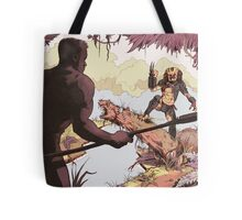 Predator- The face off Tote Bag