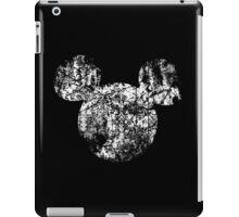 Kingdom Hearts King Mickey grunge iPad Case/Skin