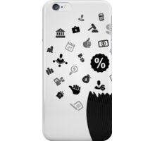 Business Vinyl iPhone Case/Skin