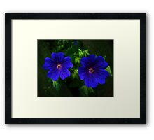 the attention seekers Framed Print