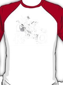 K.O. Scott Pilgrim Vs. the world Precious little life T-Shirt