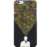 Business4 iPhone Case/Skin
