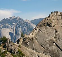 More Moro (Rock) - Taking the Summit by Helen Vercoe