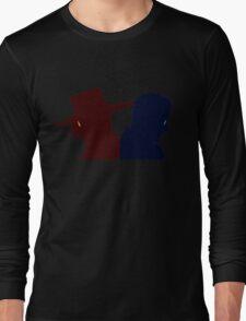 Hellsing Ultimate - Alucard vs Andersen Long Sleeve T-Shirt