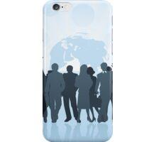 businessman5 iPhone Case/Skin