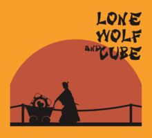 Lone Wolf and Cube by Anthony Pipitone
