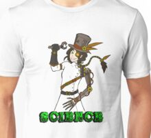 This is a job for.... SCIENCE! Unisex T-Shirt