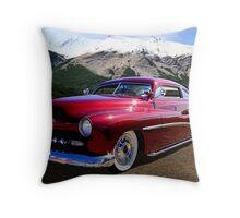1950 Mercury Low Rider Throw Pillow