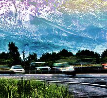 Rushing Along by Thomas Eggert