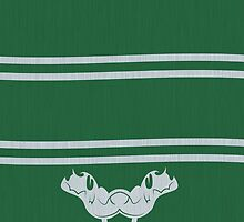 the green scarf by ASCasanova