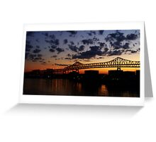 Highway in the Sky Greeting Card