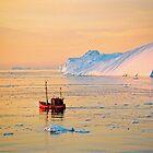 Disco Bay - Ilulissat (Greenland) by Juergen Weiss