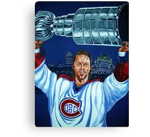 Stanley Cup - Champion Canvas Print