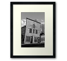 Gold Rush Saloon (Yukon) Framed Print