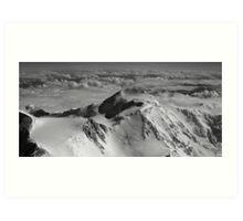 Mt. McKinley (Alaska) Art Print