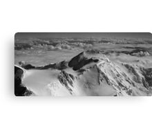 Mt. McKinley (Alaska) Canvas Print