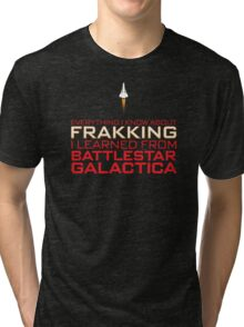 Frakking Tri-blend T-Shirt