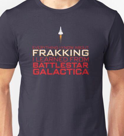 Frakking Unisex T-Shirt