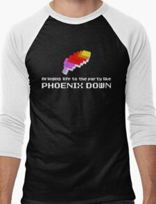 Bringing Life to the Party Like Phoenix Down Men's Baseball ¾ T-Shirt