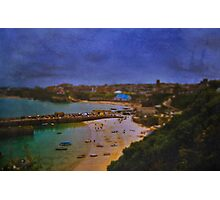Little Harbour Photographic Print
