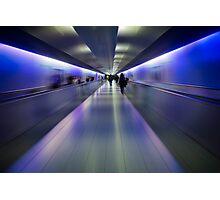 Departure- German Airport Photographic Print