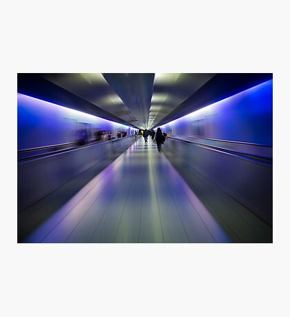 Departure- German Airport Photographic Print