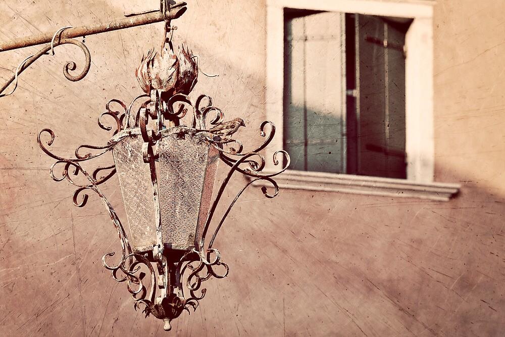 Venetian Lamp by vividpeach