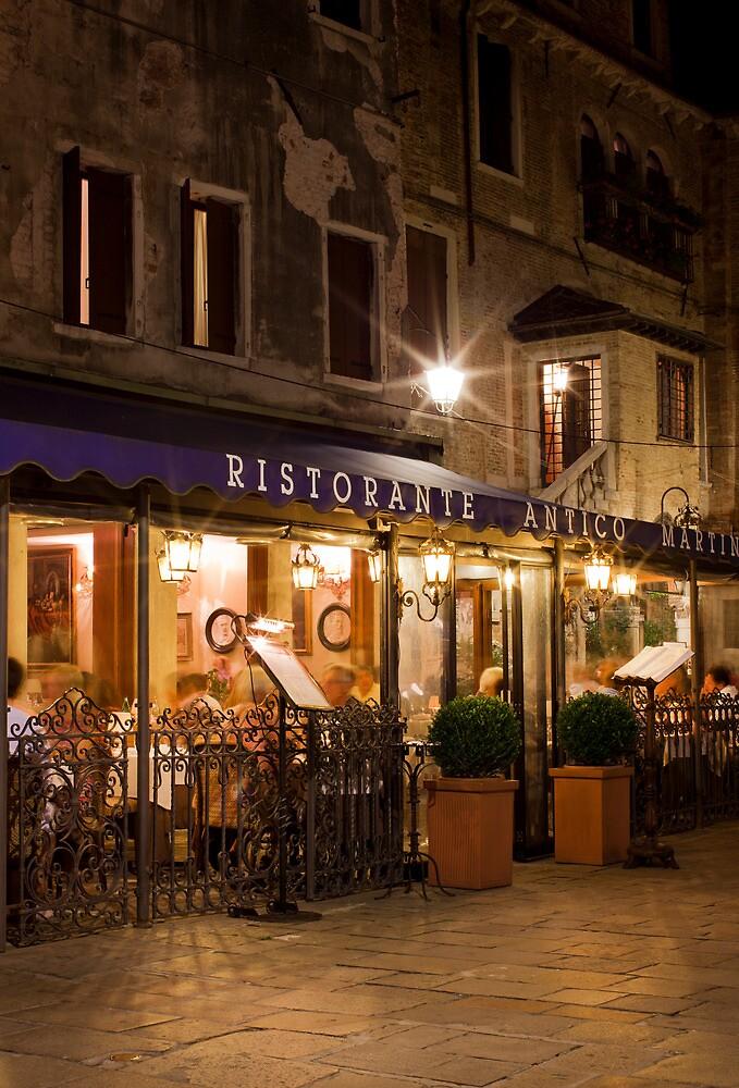 Venetian Ristorante by vividpeach