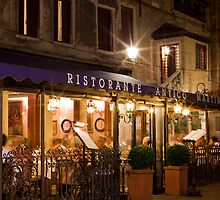 Venetian Ristorante by vividpeach