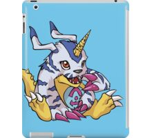 Gabumon - Digimon iPad Case/Skin