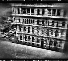LOUIS VUITTON, Melbourne by sebastian
