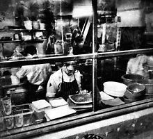 The secret chef by sebastian