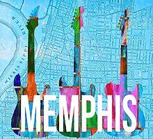 Memphis Music Scene by Edward Fielding
