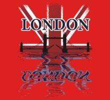 LONDON Bridge Kids Tee