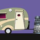 Dalek Holiday by Matt Mawson