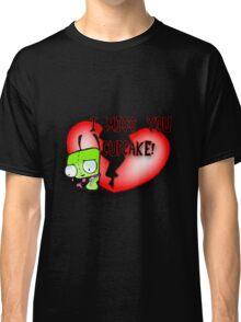 I Miss You Cupcake Classic T-Shirt