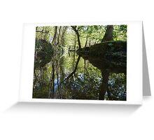 River Kelvin Greeting Card