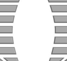 Crimson Guard Logo Sticker