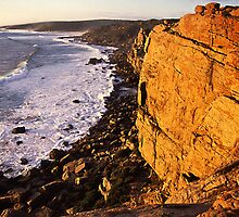 Wilyabrup Cliffs by Dieter Tracey