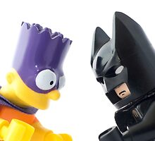 Batman v Bartman: Copyright Infringement by Tom Milton