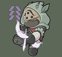 Destiny Nightstalker Void Subclass by Moncus