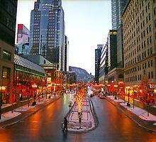Montreal, Canada by Alberto  DeJesus