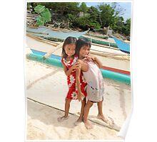5 year old girls Filipinas Poster