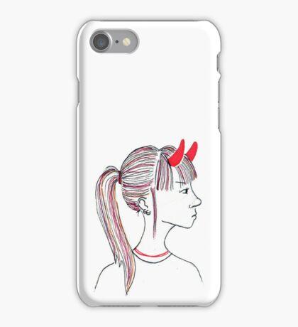 Unique Horn iPhone Case/Skin