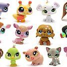 Lily's Little Pet Shop Collection by JCMPhotos