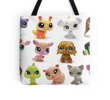 Lily's Little Pet Shop Collection Tote Bag